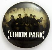 Linkin Park - 'Group' Large Button Badge